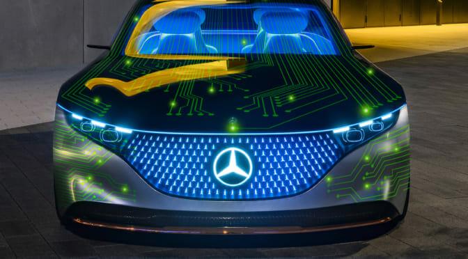 メルセデス・ベンツとNVIDIAの自動運転技術などの協業に関する私見と疑問