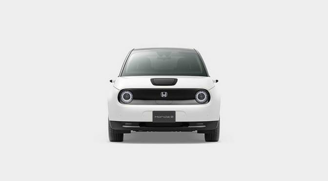 ホンダが『Honda e』をホームページで先行公開〜気になるアレはどうなのか?