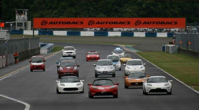 電気自動車レース『JEVRA』の魅力を再確認 【PART1】シリーズが続いてきた理由