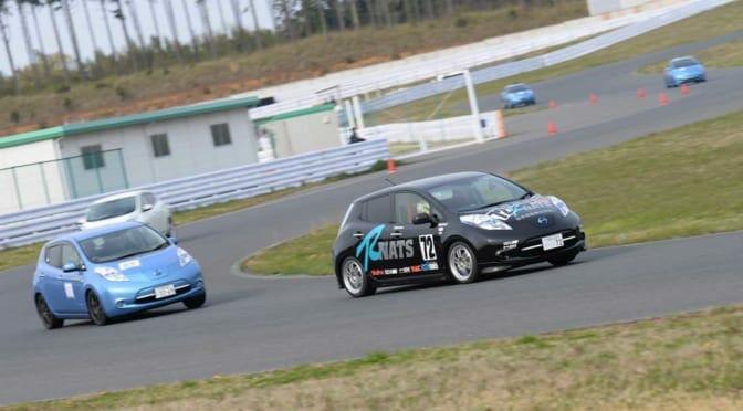 電気自動車レース『JEVRA』の魅力を再確認 【PART2】EVならではの勝負どころ