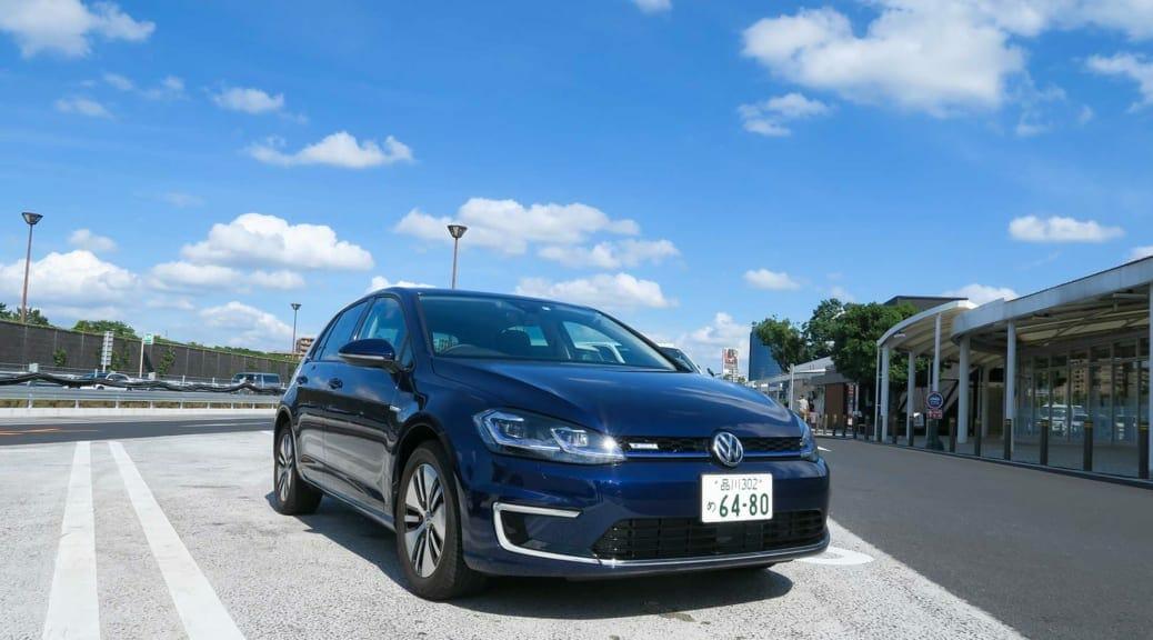 VW『e-Golf』で検証〜電気自動車のバッテリーは35kWhくらいで十分でしょ説