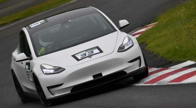 電気自動車レース『JEVRA』の魅力を再確認 【PART3】テスラ『モデル3』の衝撃