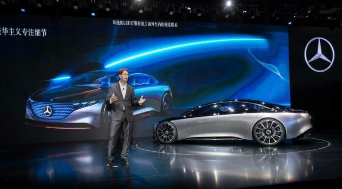 ダイムラー社CEOが「すべての新型車はEVから開発」すると表明