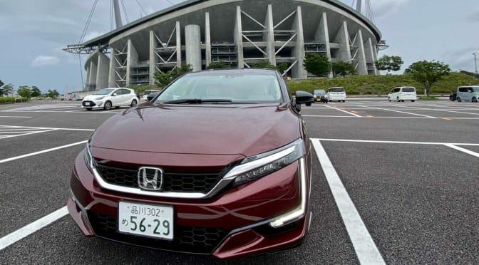 FCVと1カ月生活記【第2回】東京=岐阜往復レポート