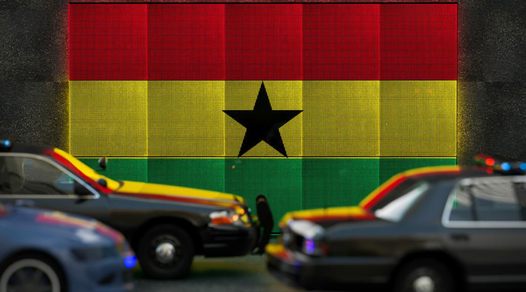ガーナで安価な中国製電気自動車が広がり始めている