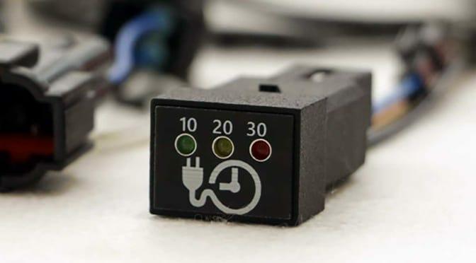 新型リーフ専用急速充電停止コントローラー『QCS1』〜開発&販売者の思いを聞いてみた