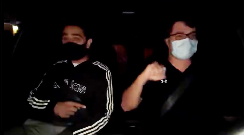 テスラが完全自動運転(FSD)のベータ版リリース〜アメリカのオーナーから撮れたて動画が届きました!
