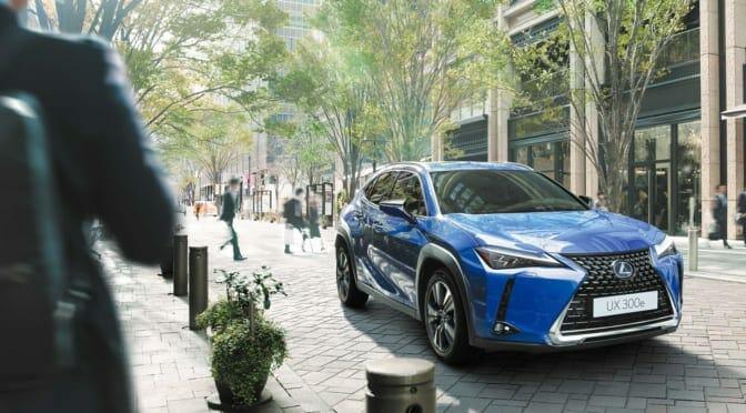 レクサス『UX300e』国内発売発表〜2020年度分は限定135台の抽選予約受付