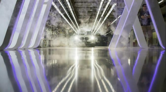 BMW『iX3』の生産が中国で始まり、アメリカは後退か