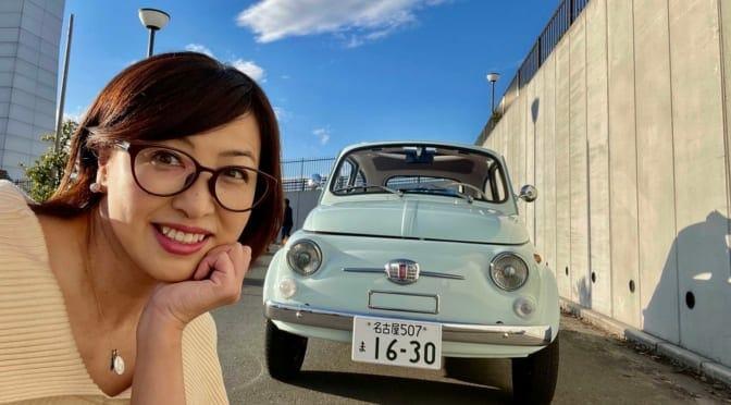 ルパンの愛車〜旧型FIAT500が、ある日本人の愛で電気自動車として蘇る!【吉田由美】