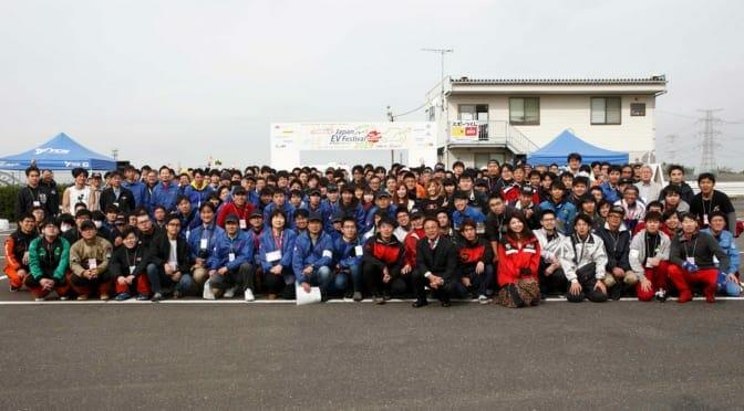 第26回『日本EVフェスティバル』開催〜最新電気自動車などに無料試乗も