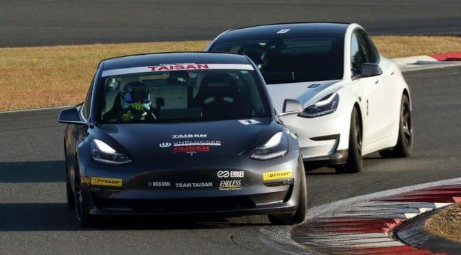 国内電気自動車レースシリーズが2020シーズン終了〜総合チャンピオンは地頭所光選手