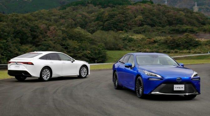 トヨタ新型『ミライ』試乗レポート〜現時点で最高の燃料電池自動車【塩見 智】