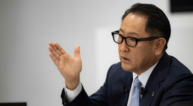 トヨタ中間決算での豊田章男社長の発言に「テスラを理解していない」という指摘