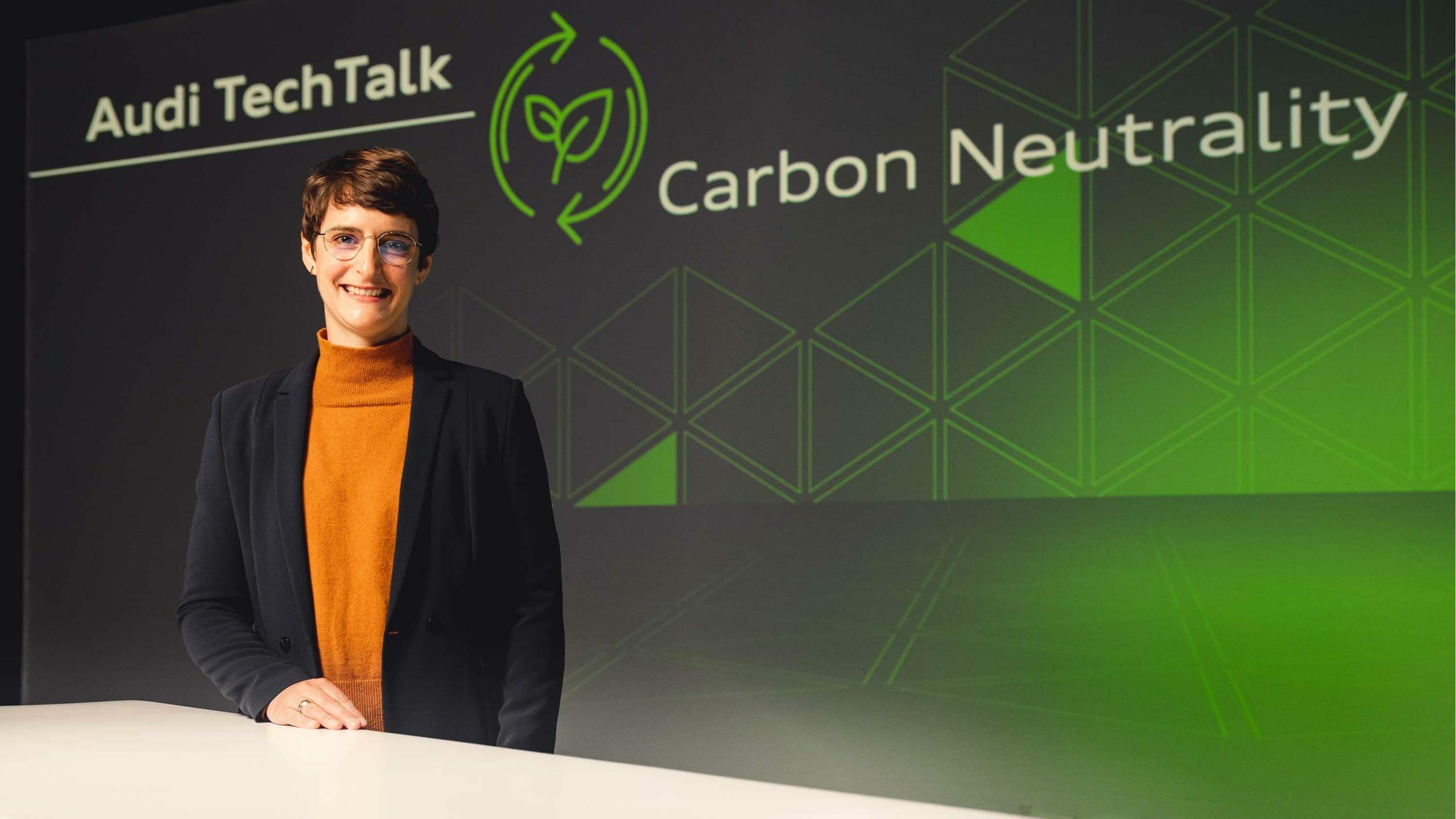 アウディが自社のカーボンニュートラル施策を説明〜Audi TechTalk「カーボンニュートラリティ」参加レポート | EVsmartブログ