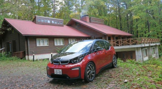 BMW『i3』レンジエクステンダー装着車で「東京=白馬」長距離往復レポート