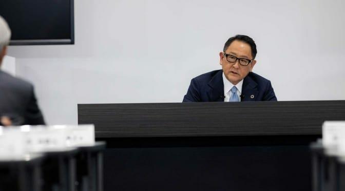 自工会 豊田章男会長が示した「電動化=EV化」への懸念は日本を勝利に導けるのか?