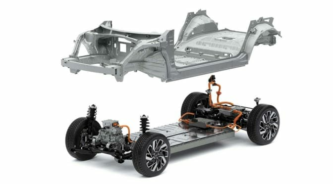 現代自動車が電気自動車用プラットフォーム『E-GMP』を発表〜欧米メディアも高評価