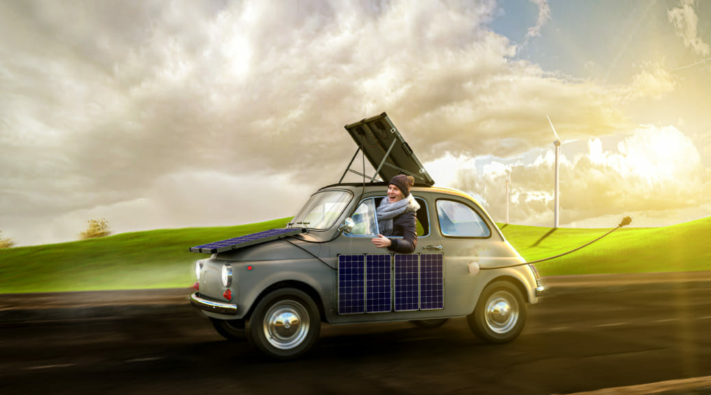アメリカ次期大統領のバイデン氏が電気自動車シフトの推進を宣言