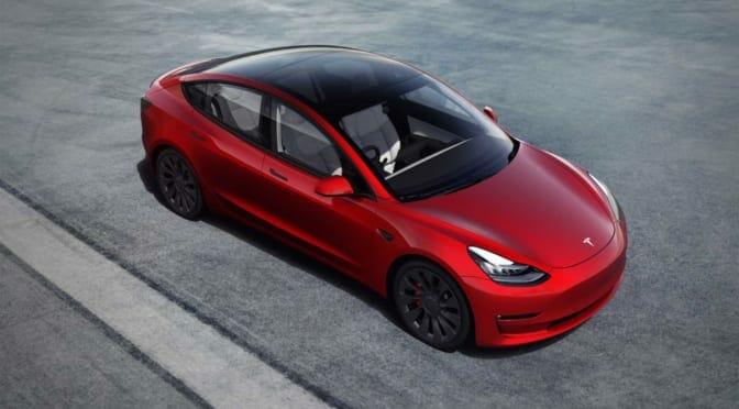 電気自動車のテスラ2020年Q4台数速報〜生産台数が目標の年間50万台を突破