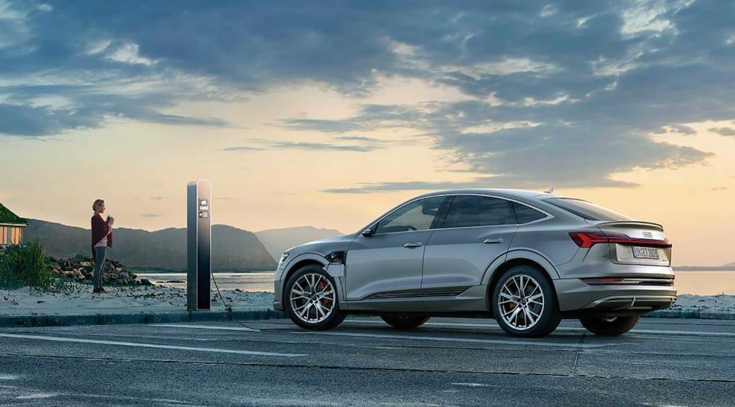 アウディ『e-tron 50 quattro』を日本発売〜SUVタイプの完全電気自動車