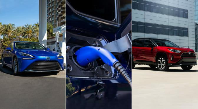 朗報か? トヨタがアメリカで電気自動車2車種とPHEV1車種を2021年中に導入すると発表