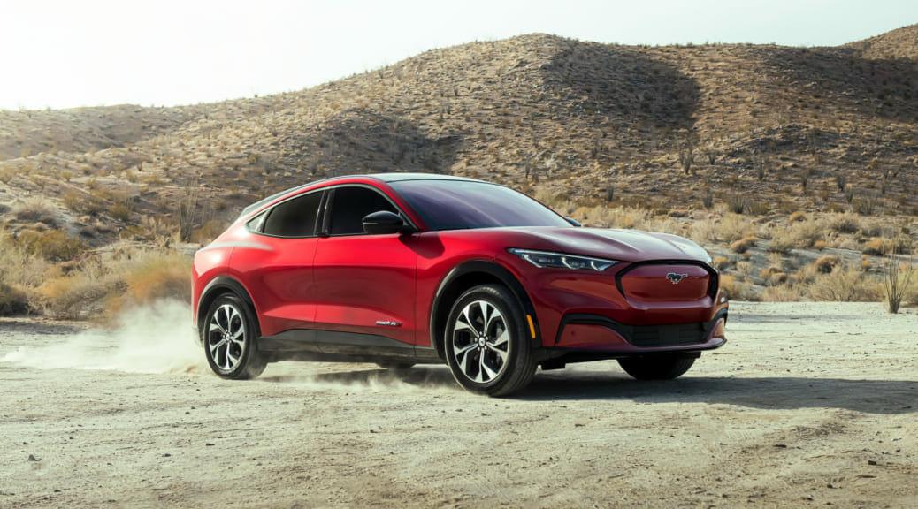 フォードが電気自動車への投資を2025年までの5年間で2兆円以上へ増額を発表