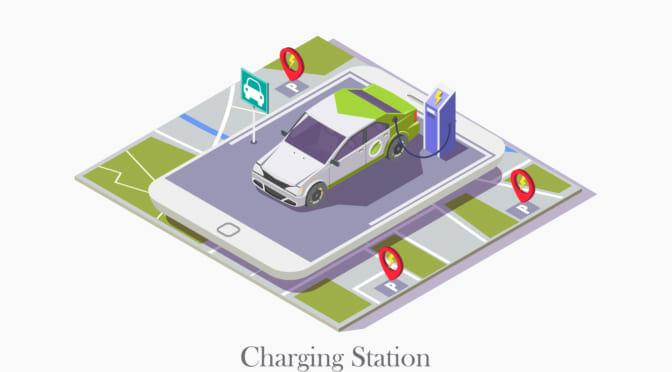 中国は電気自動車充電インフラのカバー率でアメリカを大きく上回る