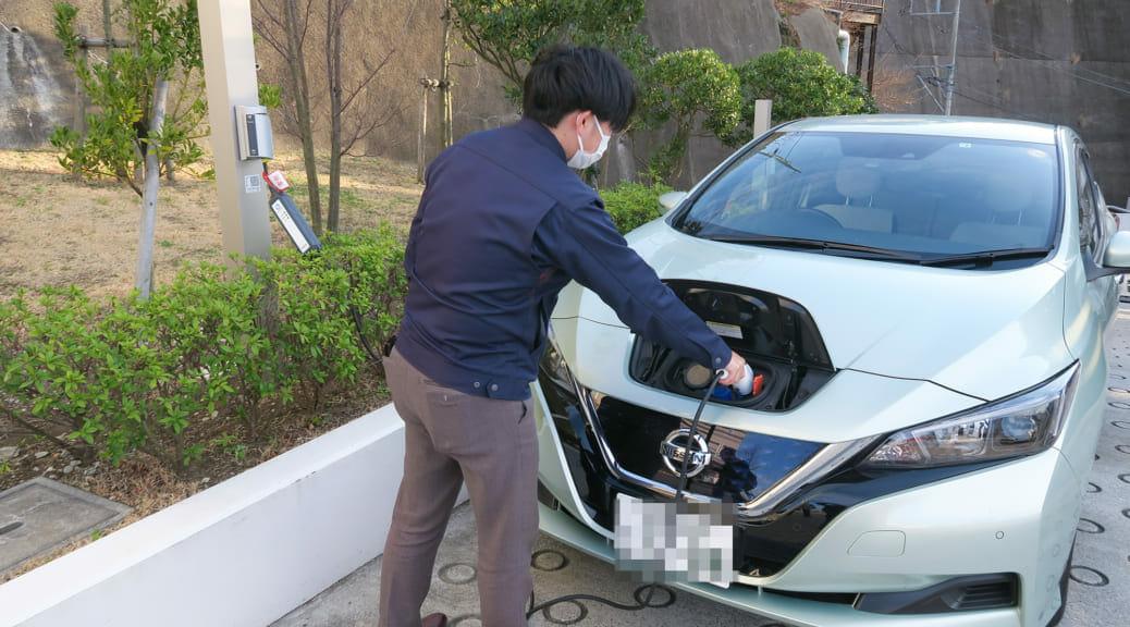 集合住宅電気自動車用充電器設置事例【5】資産価値向上と安心安全のために〜横須賀市のタワーマンション