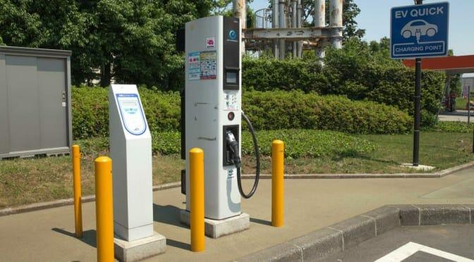 イーモビリティパワーがJCNを買収へ〜EV急速充電サービスの進化が加速する?