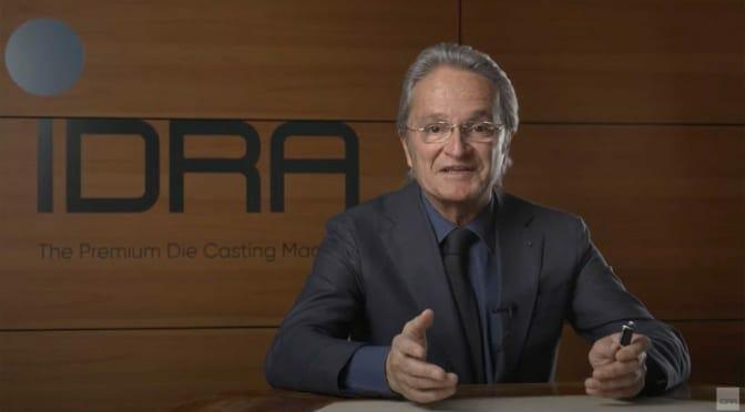 イタリア『イドラ』が巨大鋳造マシン受注を発表〜電気自動車の可能性を拡げる技術