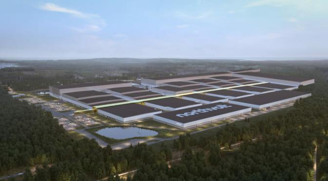 フォルクスワーゲンがノースボルトに約1兆5300億円相当のバッテリーを発注