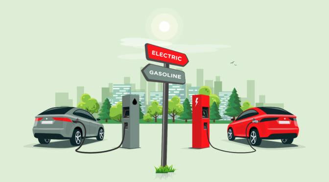 フランスの石油大手トタルが電気自動車用超高速充電器を300ステーションに設置