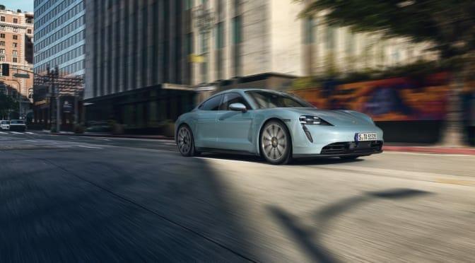 米国でポルシェのサブスクに電気自動車『タイカン』が登場