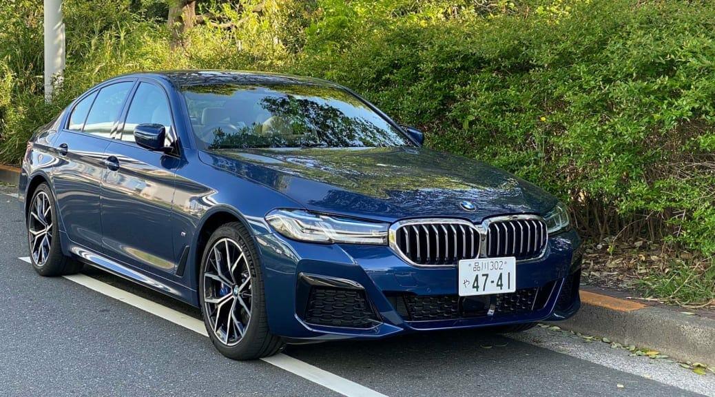 電動車再確認【02】BMW『530e』試乗レポート【塩見 智】