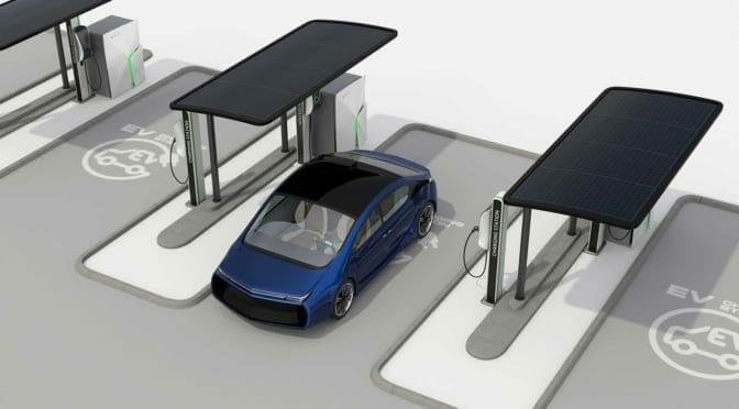 電気自動車導入拡大における電力ネットワークの課題