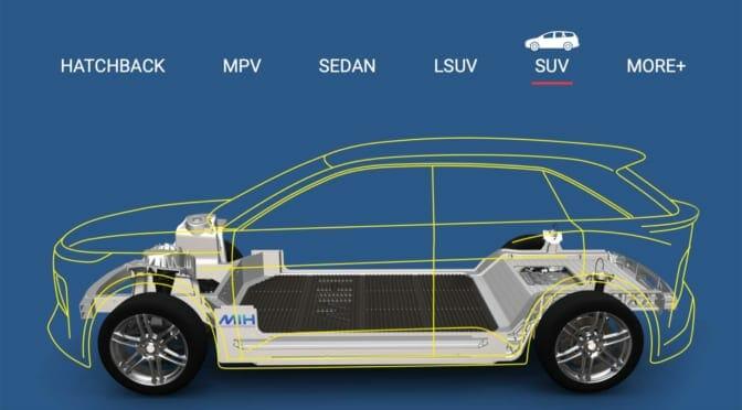 鴻海の「電気自動車プラットフォーム開発を加速」が示唆すること