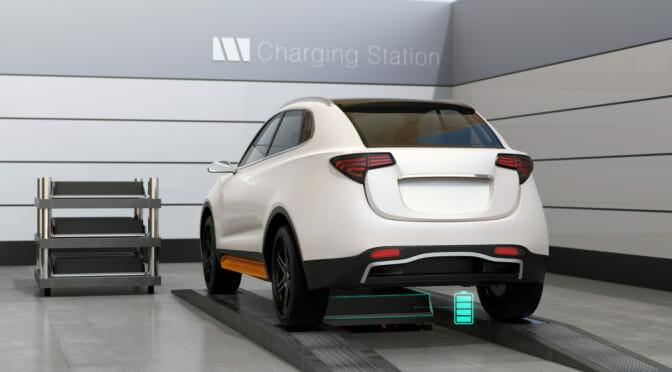 中国の電気自動車ベンチャー『NIO』が200万回目のバッテリー交換を達成