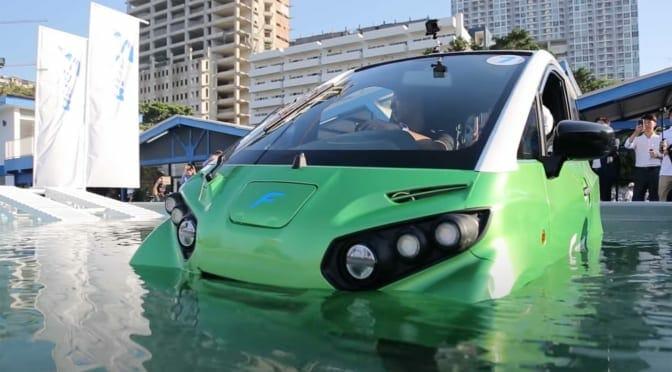 水に浮く! 軽EV『FOMM ONE』はいつから日本で買えるのか?