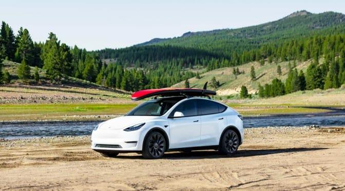 5月の中国EV市場ではテスラ『モデルY』と『モデル3』がトップ3にランクイン