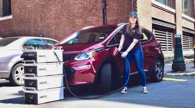 EV用可搬型急速充電器を発売したベルエナジーを直撃取材レポート