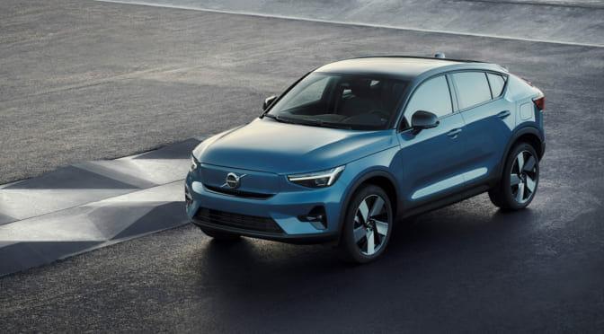 ボルボが欧州で電気自動車専用モデル『C40リチャージ』の受注を開始〜日本導入は今秋から