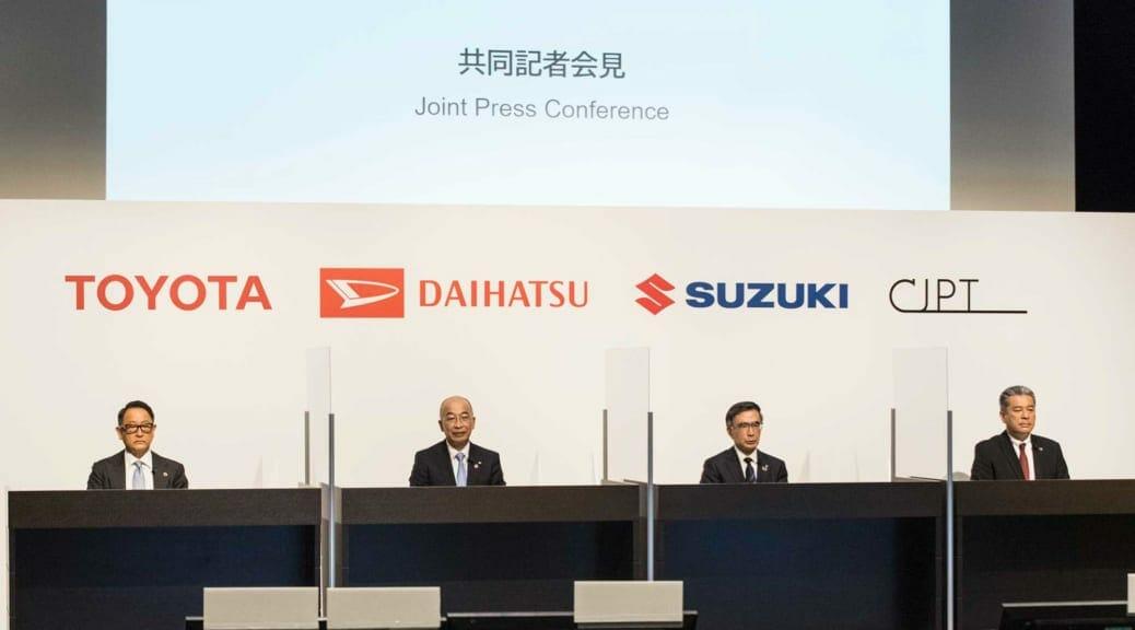 スズキとダイハツがトヨタの商用車プロジェクト参画~軽商用電気自動車の開発は加速するのか?
