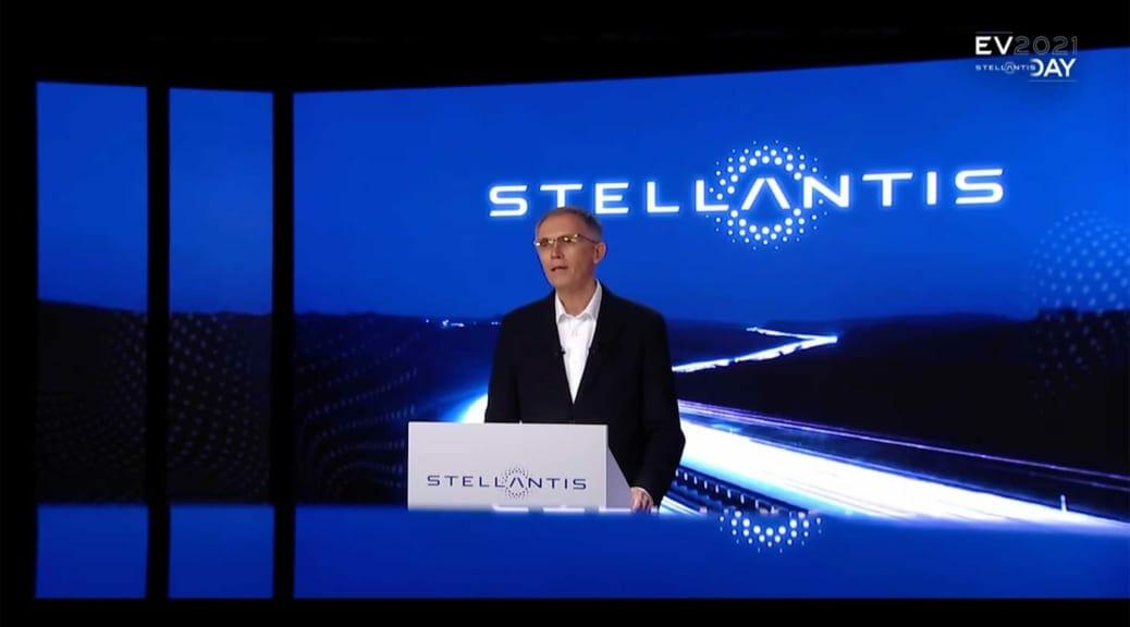 ステランティスが急進的電動化を発表/『 EV DAY 2021』解説レポート