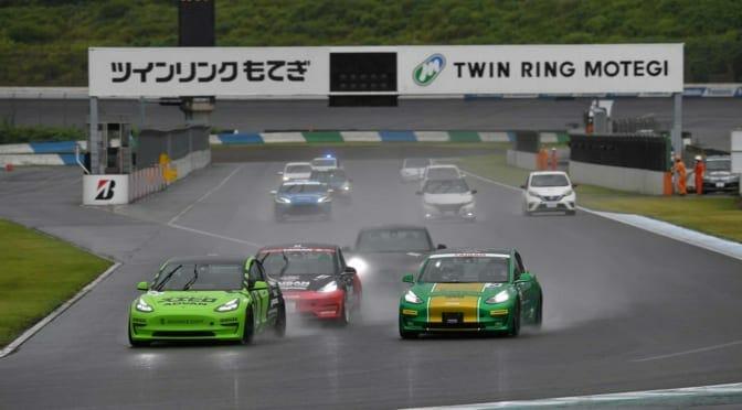 電気自動車レース『JEVRA』シリーズでタイカンが参戦を中止した理由