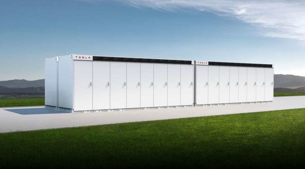 テスラの大容量バッテリー『メガパック』を使ったオーストラリアの巨大蓄電施設で火災が発生
