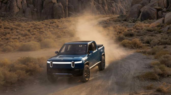 電気自動車メーカー『リビアン』が量産車第1号をラインオフ〜約800万円だけどお買い得かも